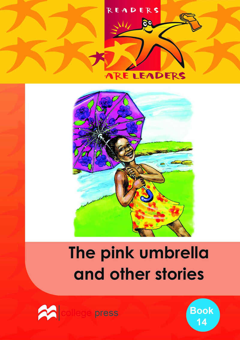 Readers are leaders Book 14- The pink umbrella and other stories