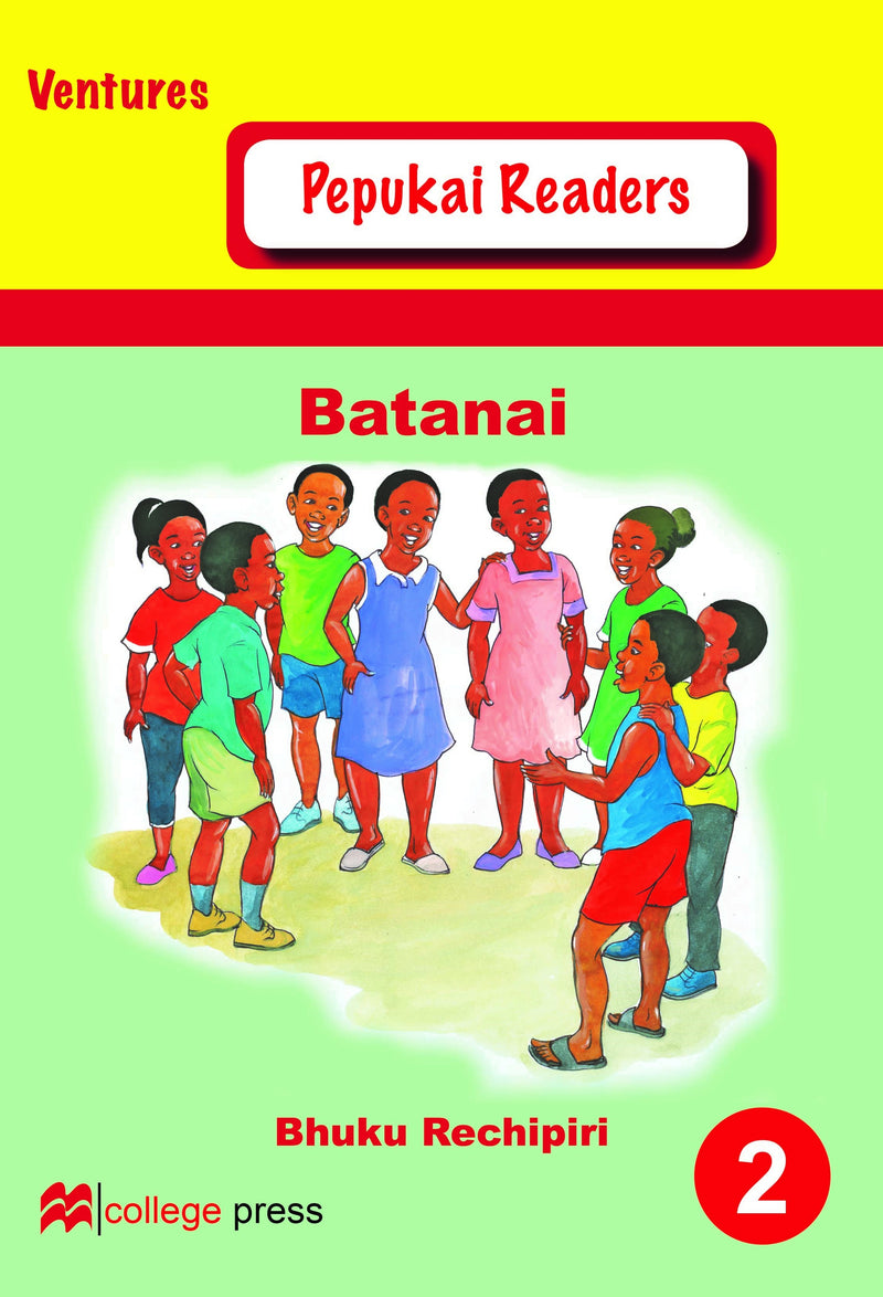 Pepukai readers Book 2 - Batanai