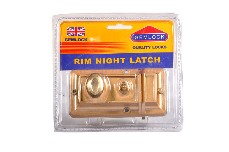 Night latch