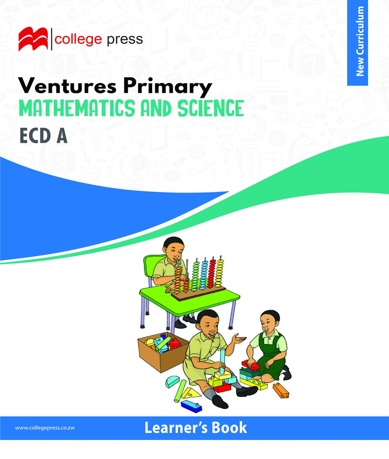 Mathematics and Science Learners Book ECDA