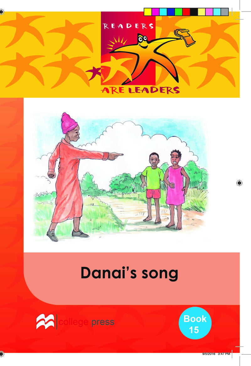 Readers are leaders Book 15- Danai's Song