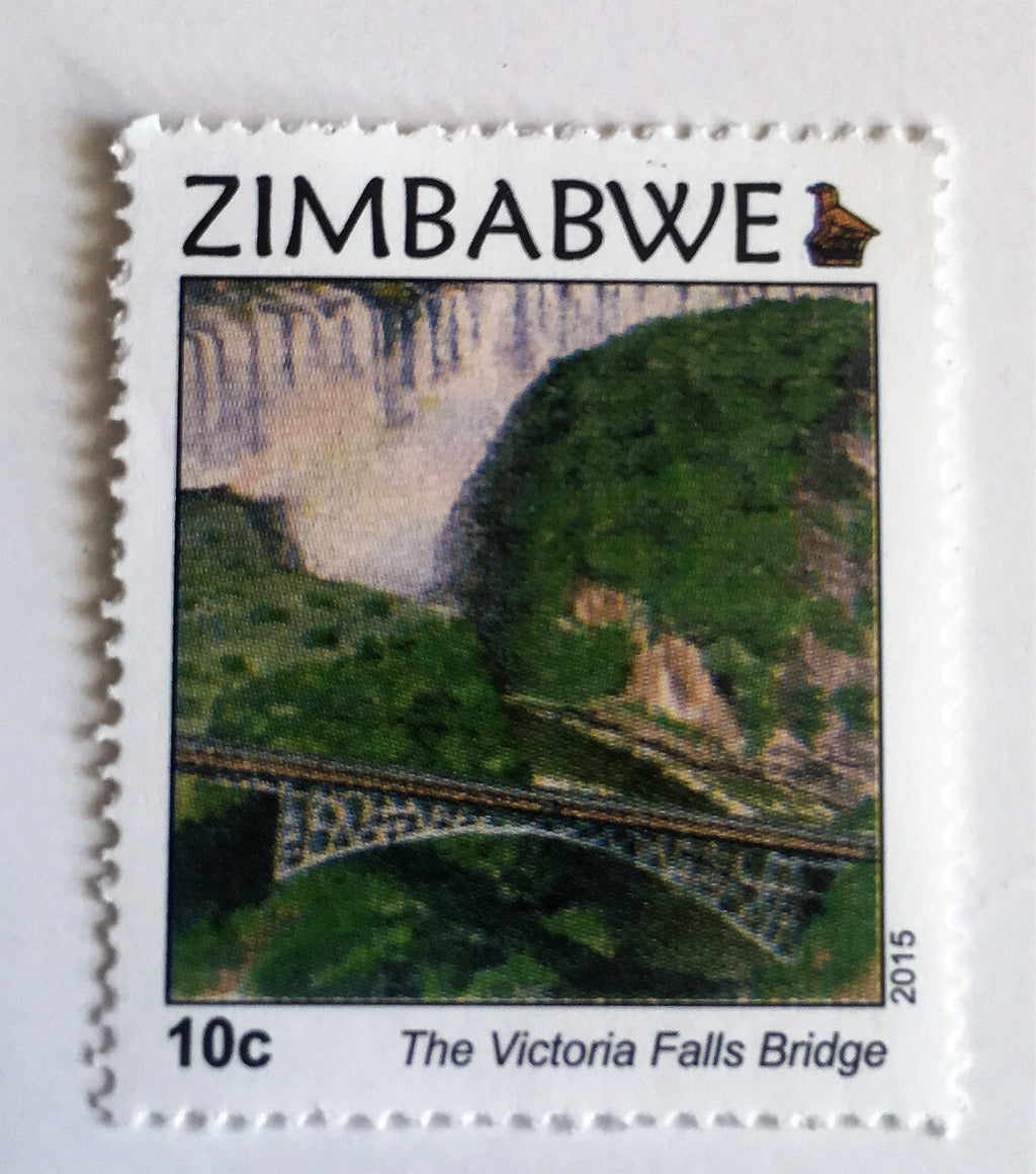 8th Difinitive Victoria Falls Bridge