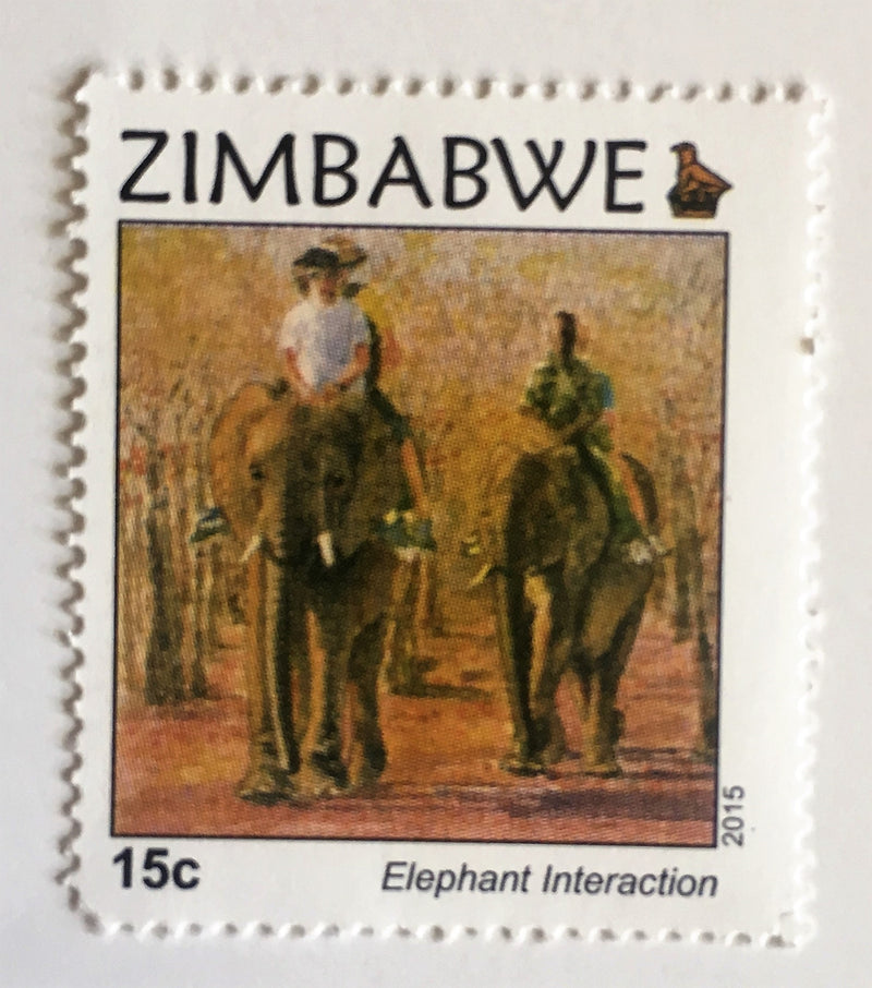 8th Definitive Elephant Interaction