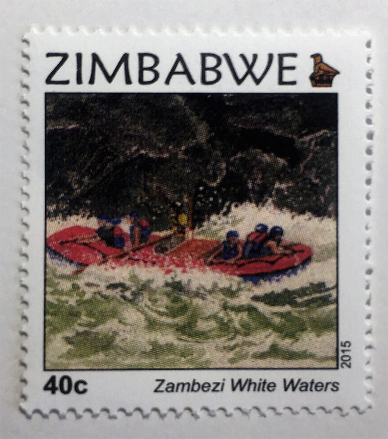 8th Definitive Zambezi White Waters