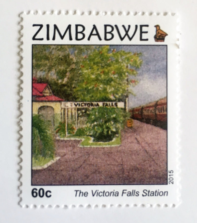 8th Definitive The Victoria Falls Station
