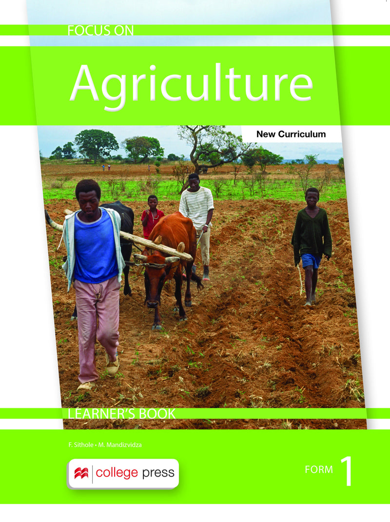 Focus on Agriculture Learner's Book FORM1