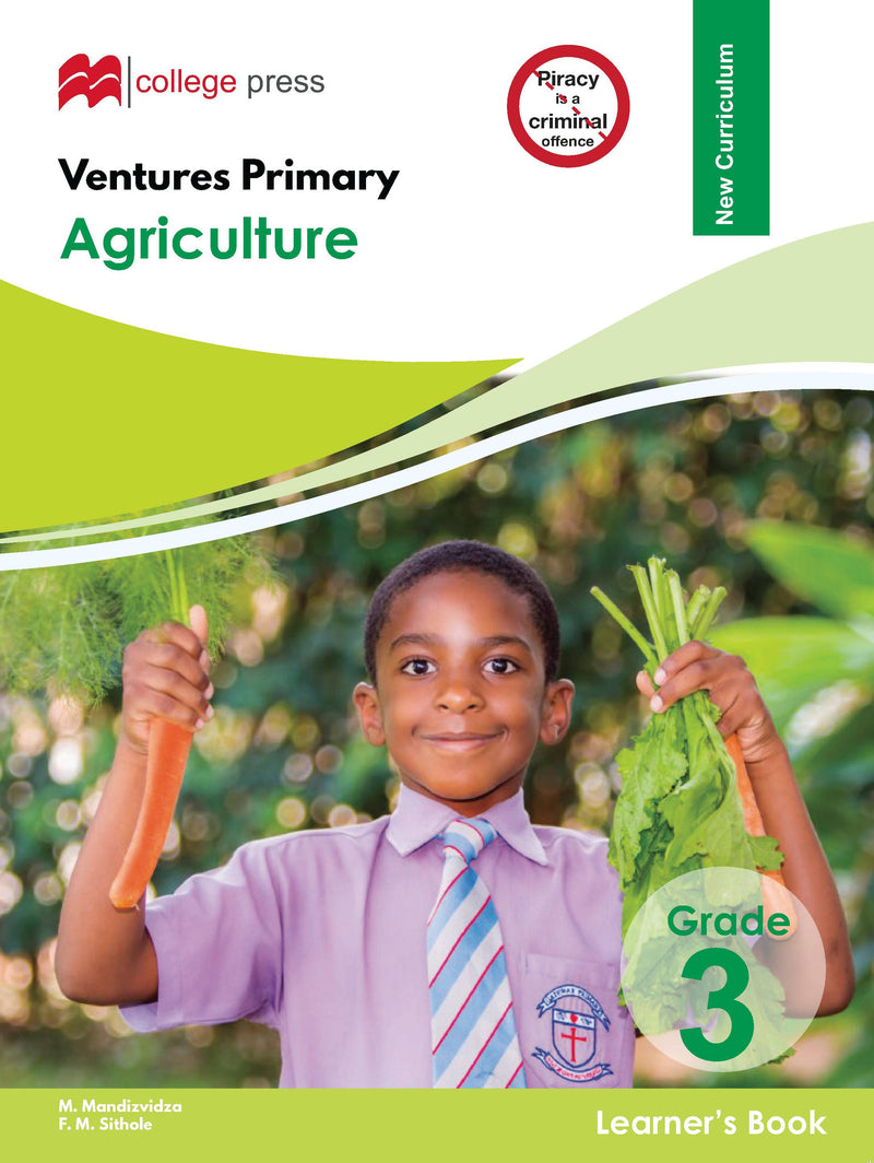 Ventures Primary Agriculture Grade 3 Learner's Book