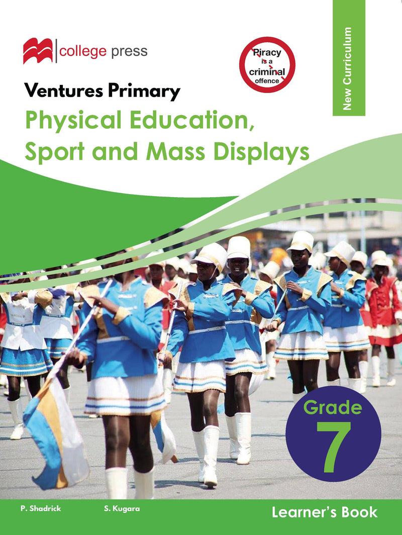Ventures Primary Physical Education Grade 7 Learner's Book (New Curriculum)