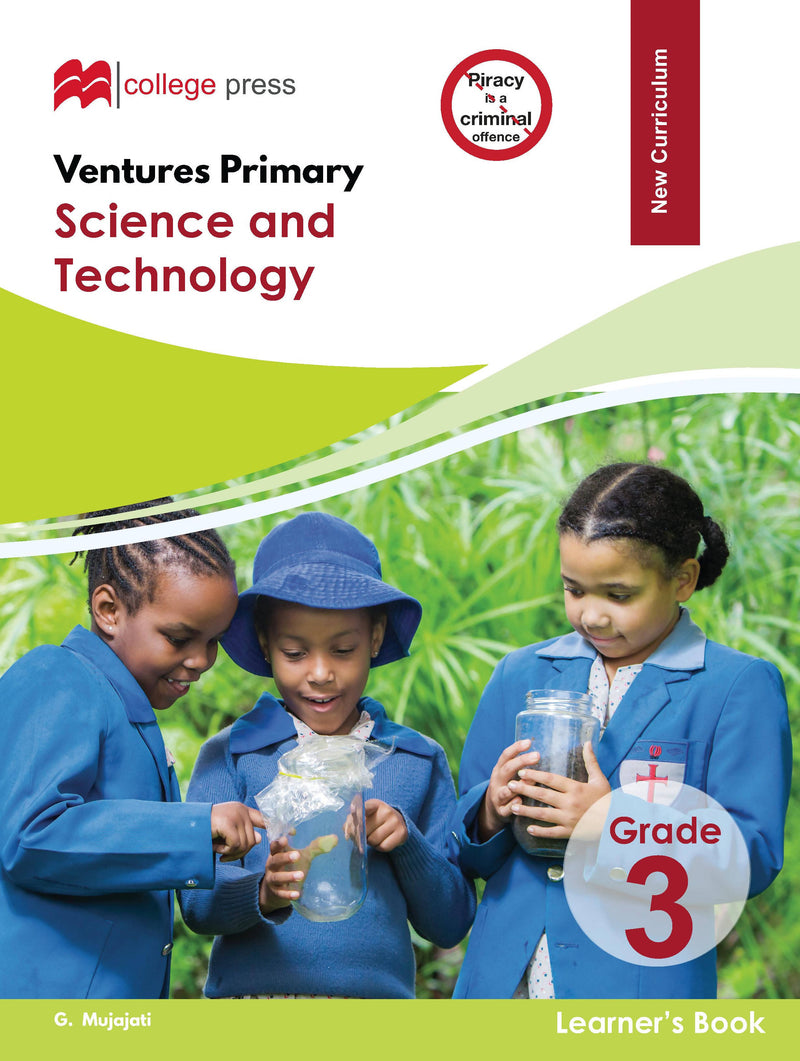 Ventures Primary Science and Technology Grade 3 Learner's Book