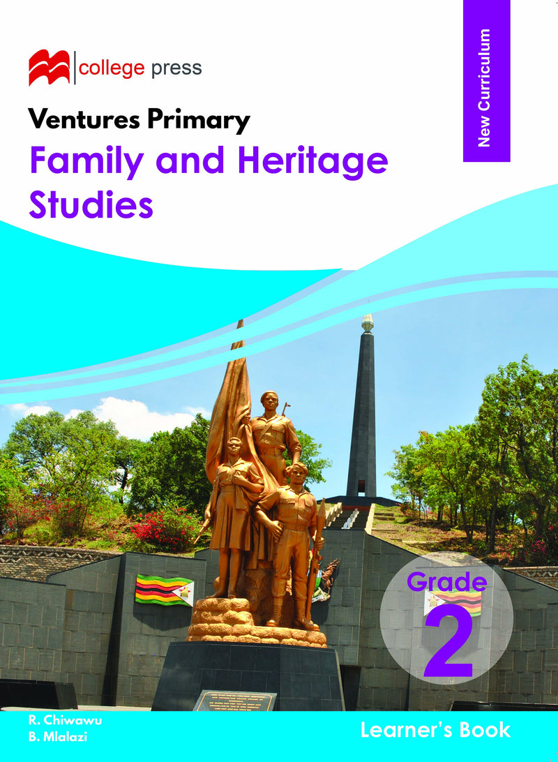 Ventures Primary Family and Heritage Studies Learner's Book Grade 2