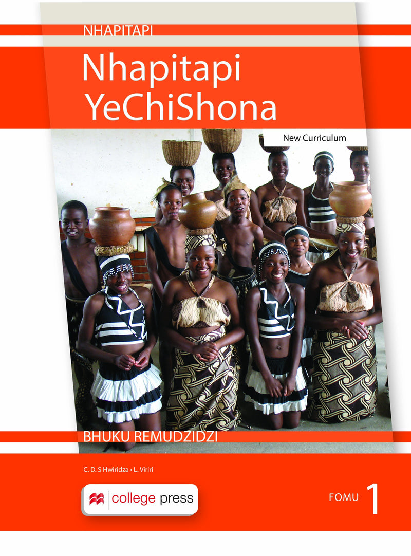 Nhapitapi YeChishona Learner's Book FORM1