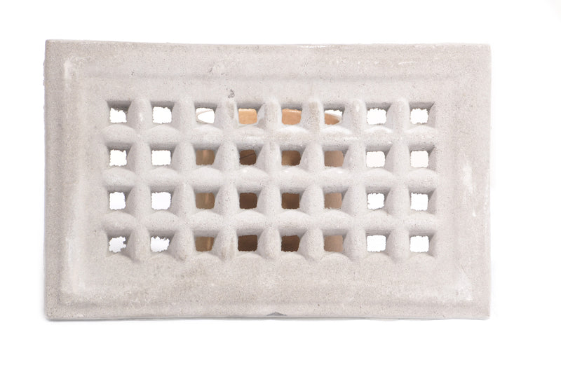 Air vent internal cement
