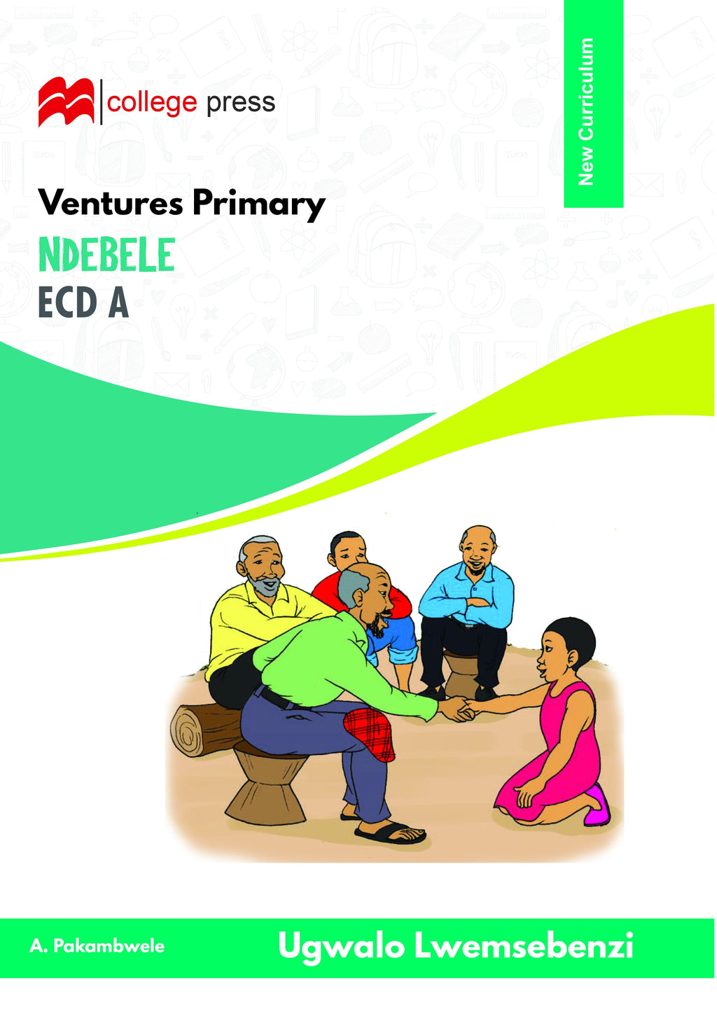 Ndebele Learners Workbook ECDA