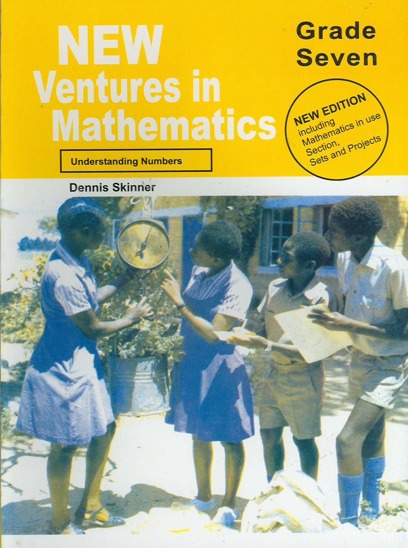 New Ventures in Mathematics Grade 7