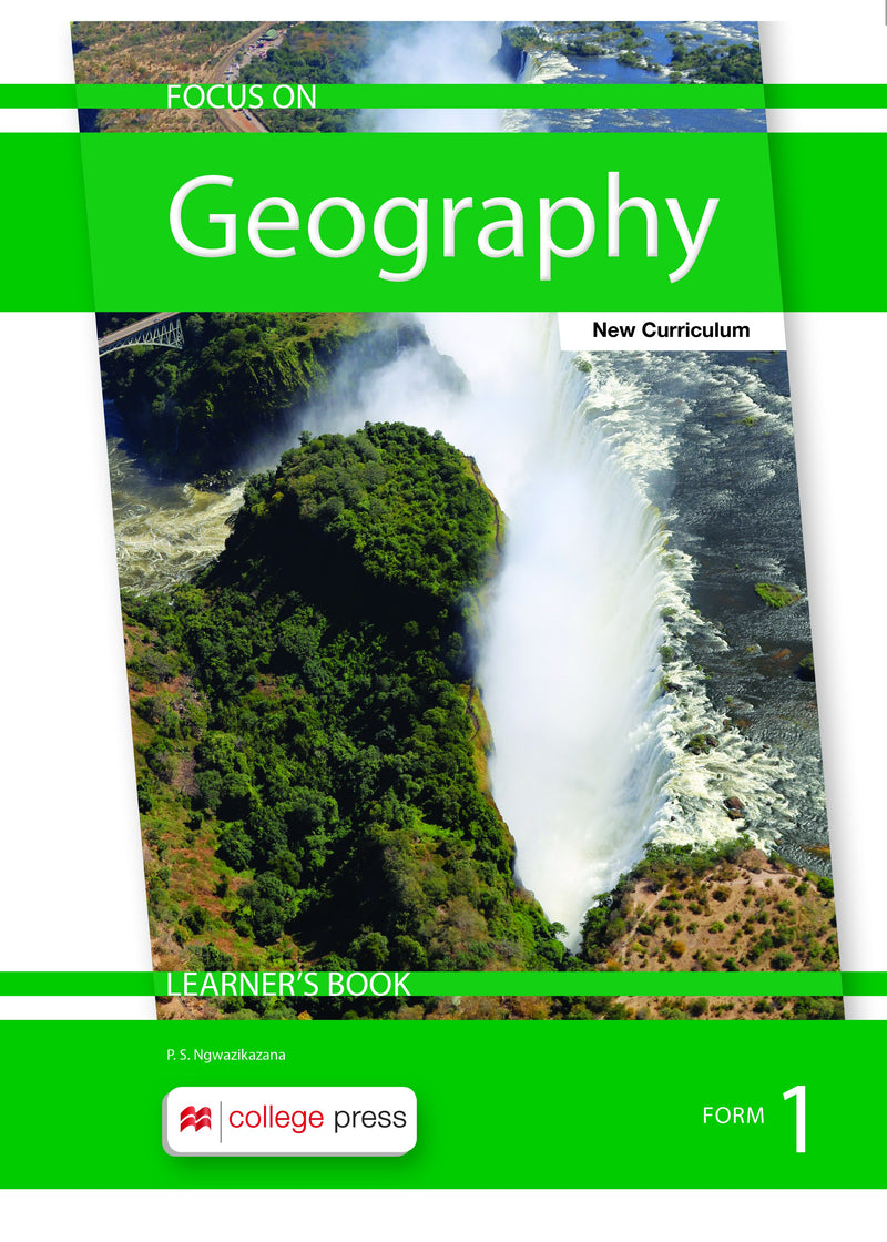 Focus on Geography Learner's Book FORM1