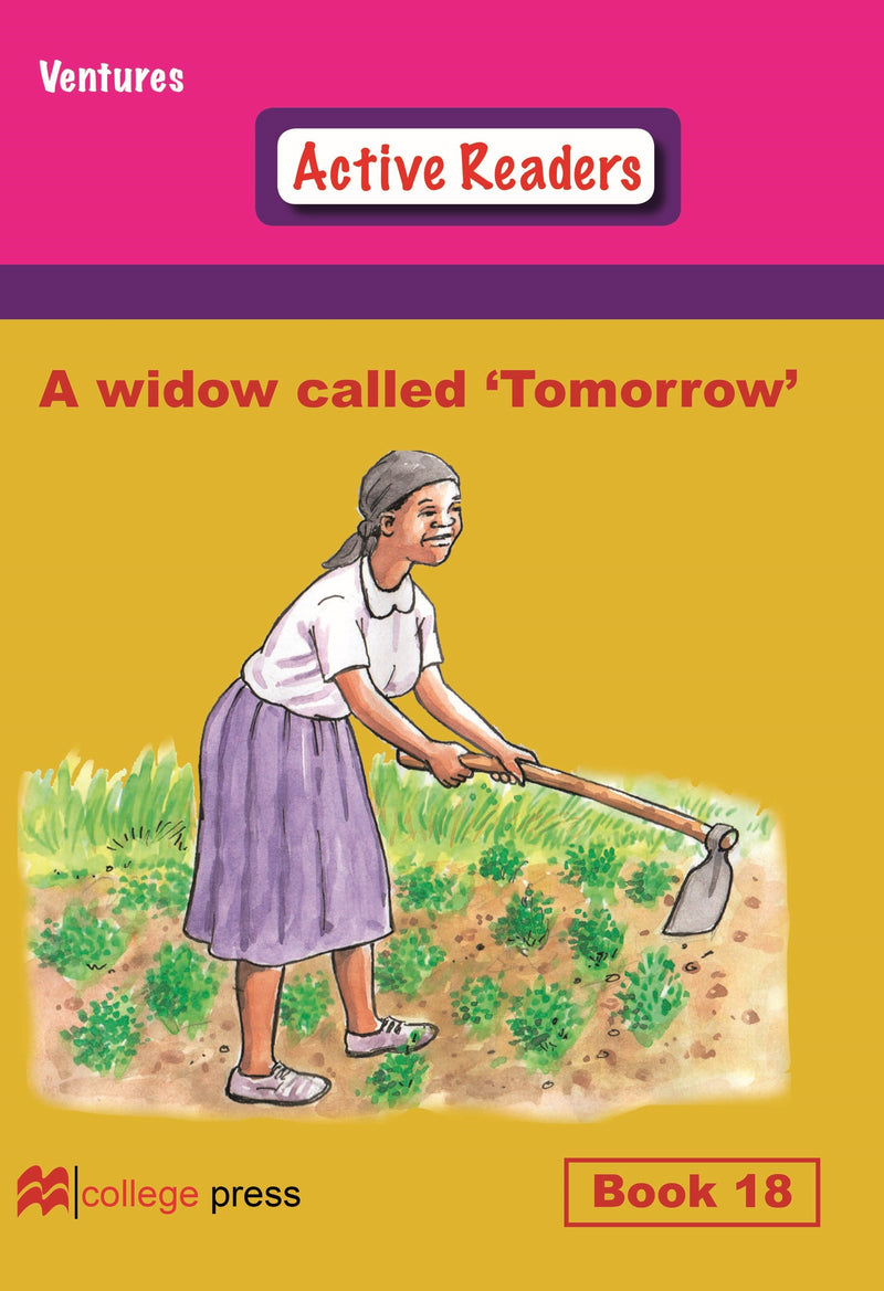 "Ventures active readers (Controlled English Reading Scheme) A window called ""Tomorrow"" Book 18"