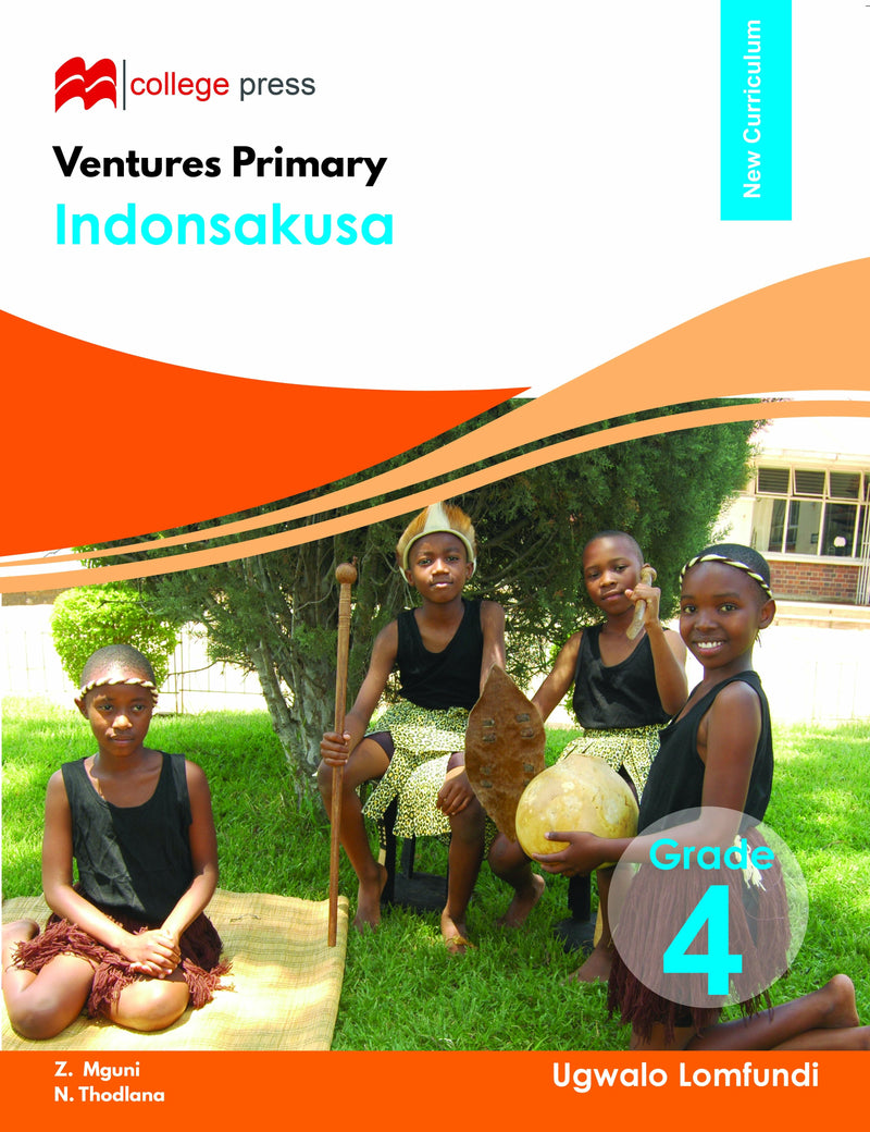 Ventures Primary  Indonsakusa Learners Grade 4  Book