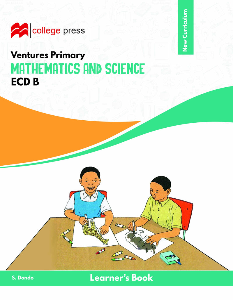 Mathematics and Science Learner's Boook ECDB