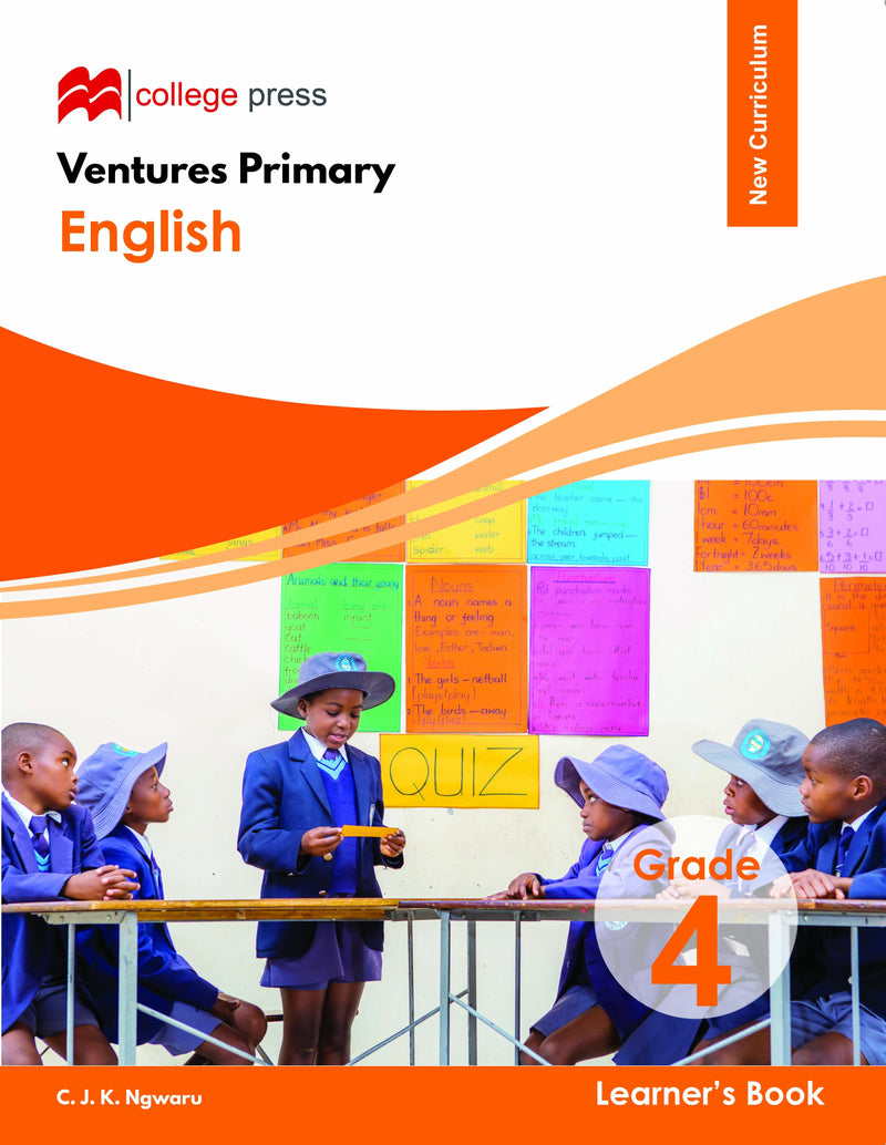 Ventures Primary English Learner's Grade 4 Book