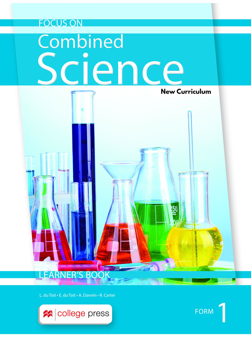 Combined science Learner's Book FORM1