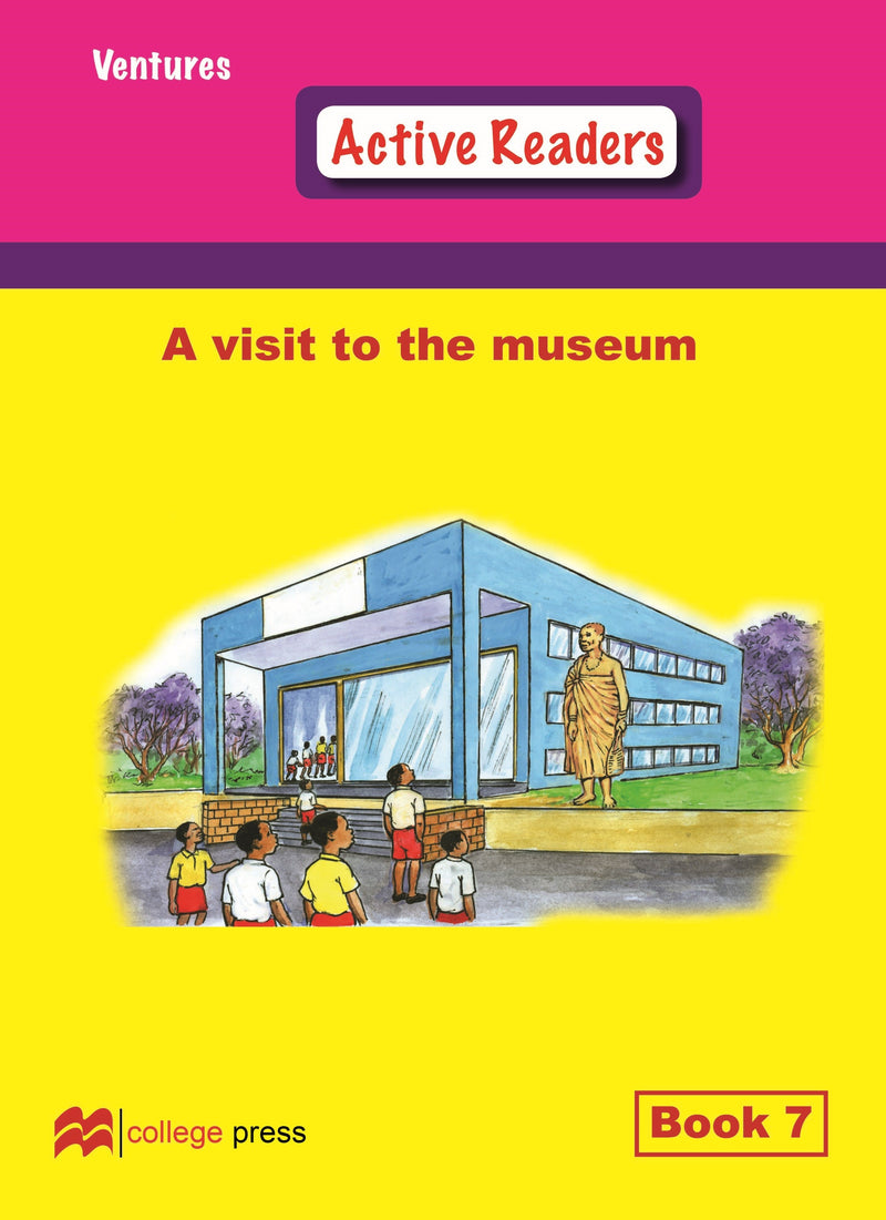 Ventures active readers (Controlled English Reading Scheme) A Visit to the museum Book 7