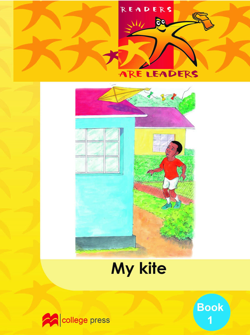 Readers are leaders Book 1- My Kite