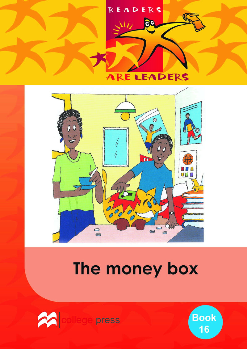 Readers are leaders Book 16- Money Box