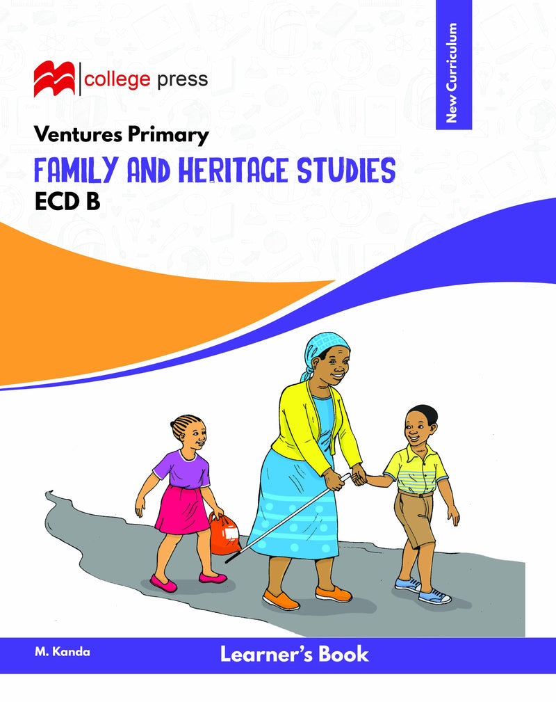 Family and Heritage Studies Learner's Book ECDB
