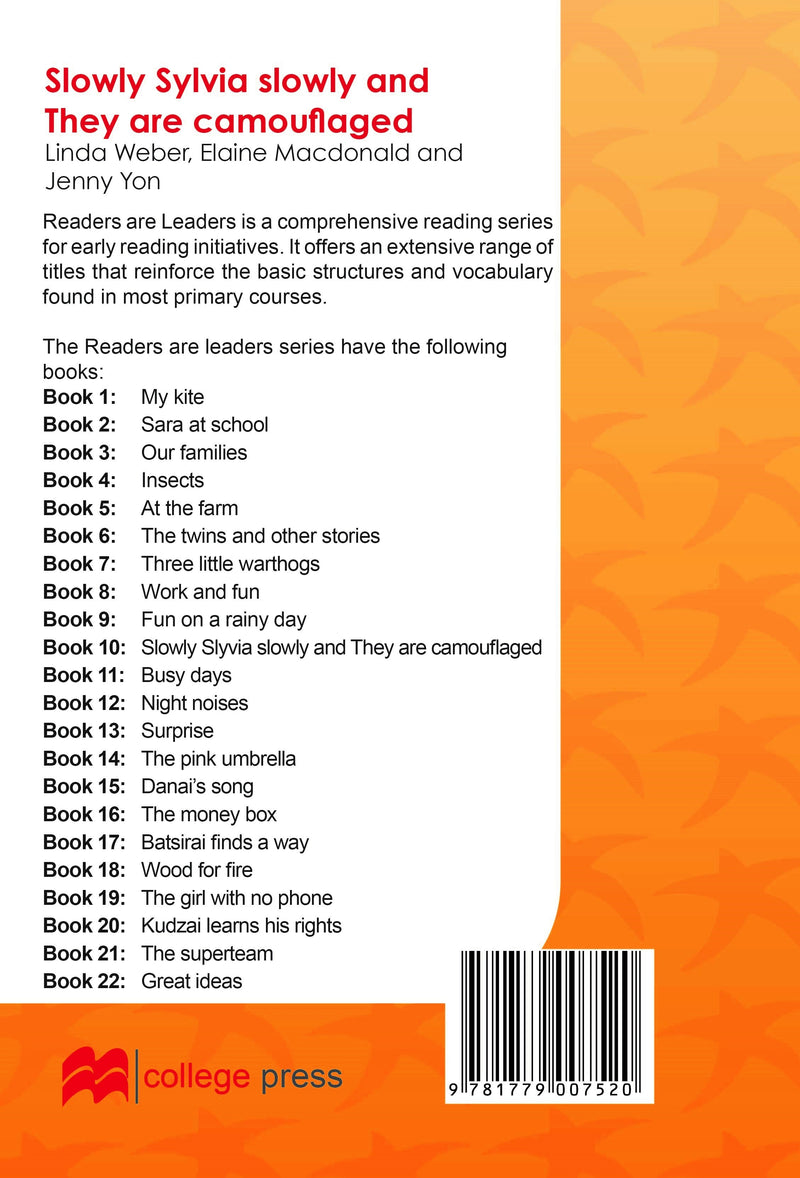 Readers are leaders Book 11- Busy Days