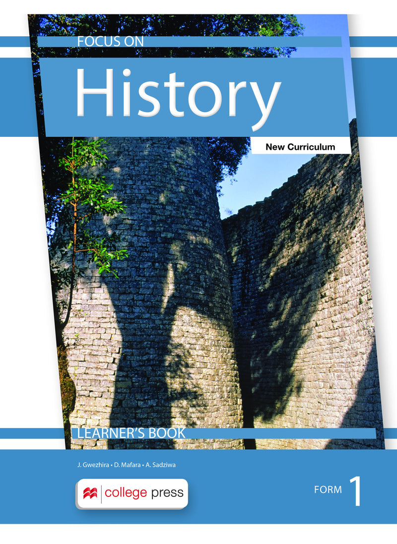 Focus on History Learner's Book FORM1