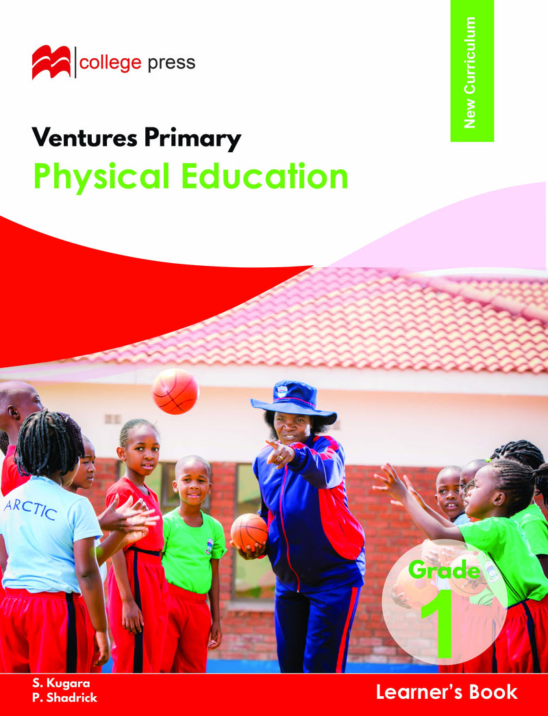 Ventures Primary Physical Education Grade 1 LB