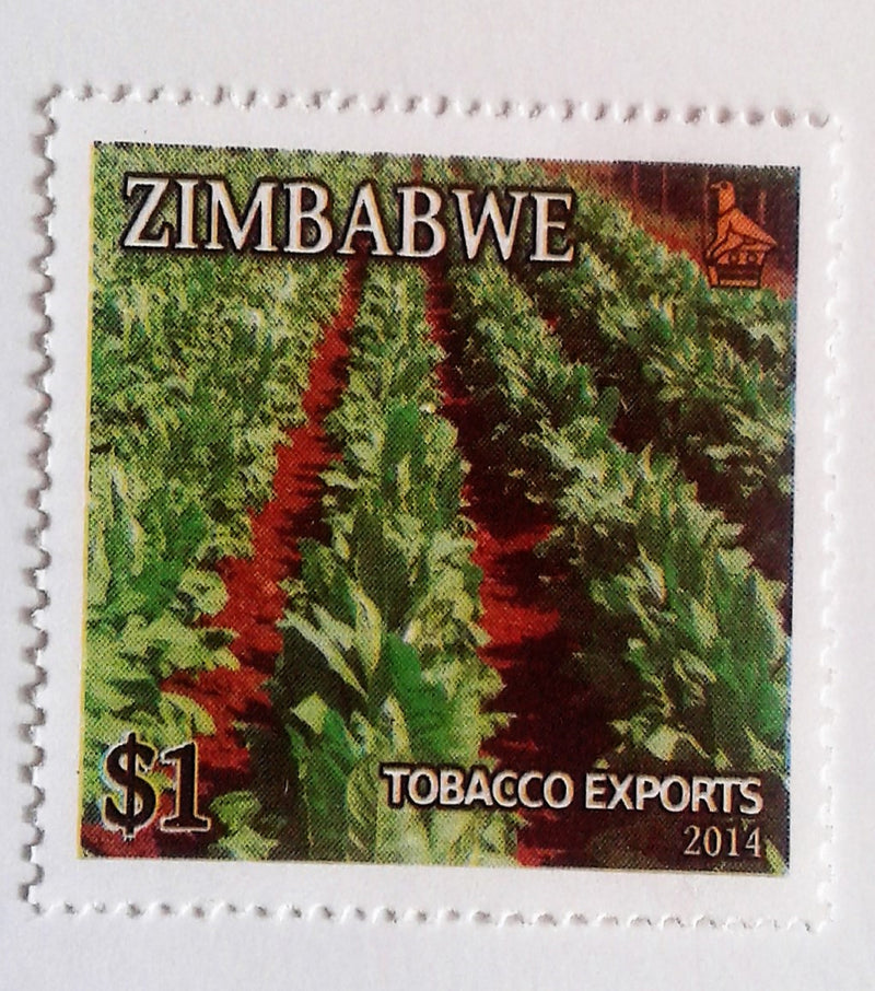 Main export crops - Tobacco