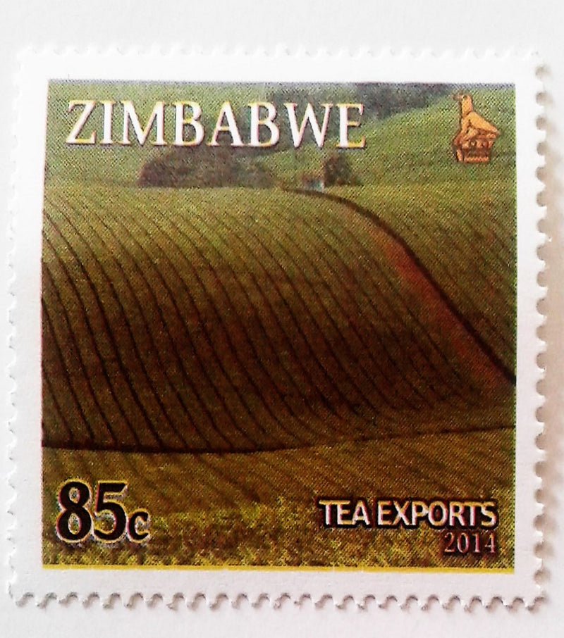 Main export crops - Tea