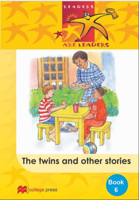 Readers are leaders Book 6- The Twins