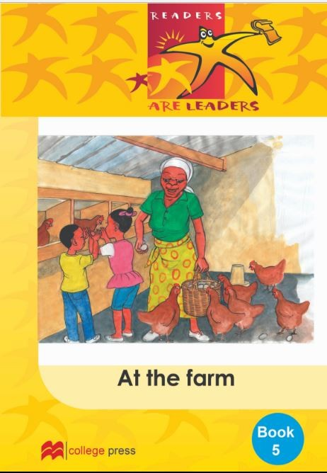 Readers are leaders Book 5- At the Farm