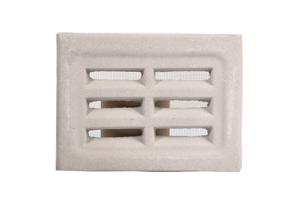Air vent external cement