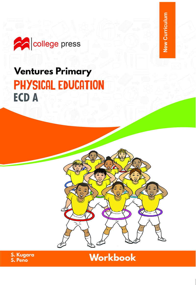 Physical education Learner's Book ECDA