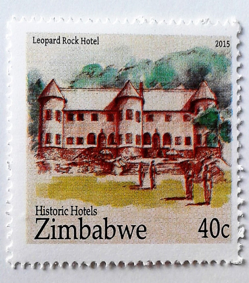 Historic hotels - Leopard Rock Hotel