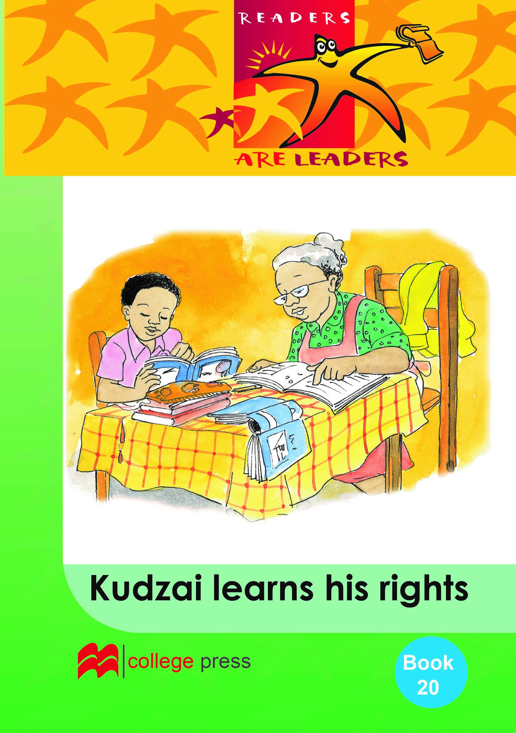 Readers are leaders Book 20- Kudzai learns his rights
