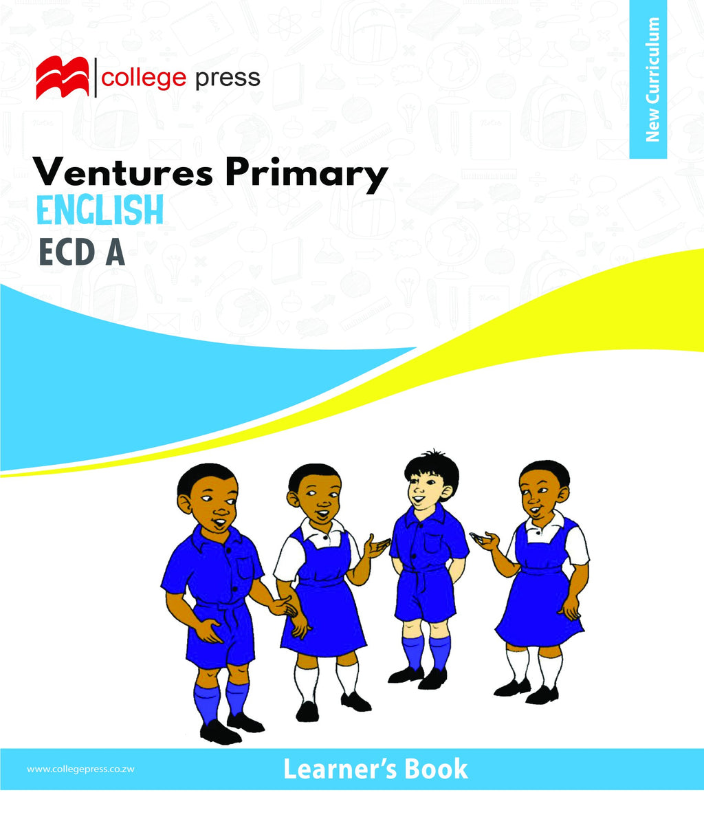 English Learners book ECDA