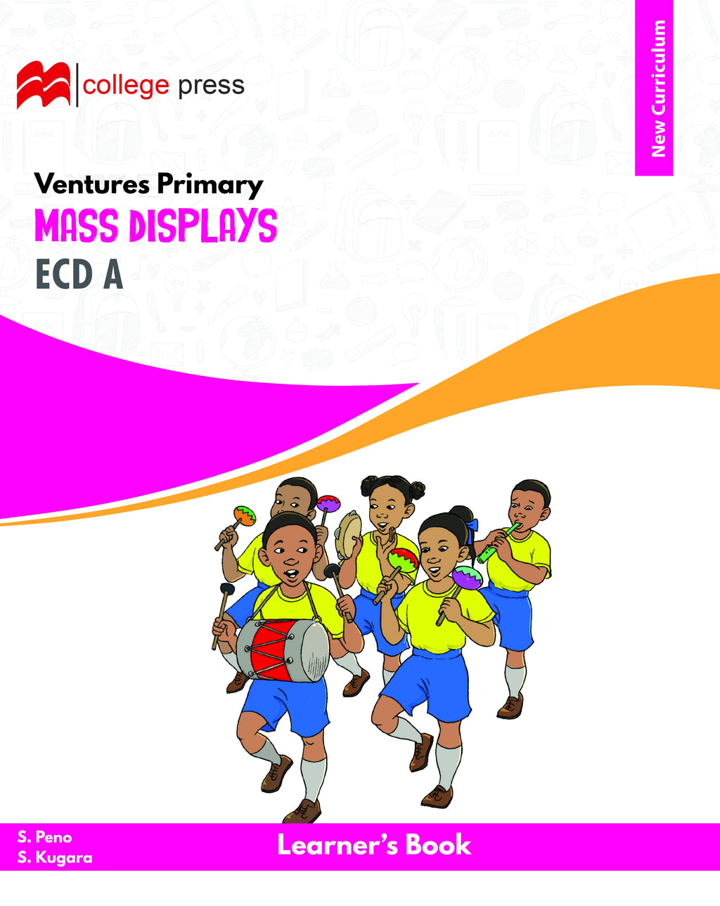 Mass Displays Learner's Book ECDA