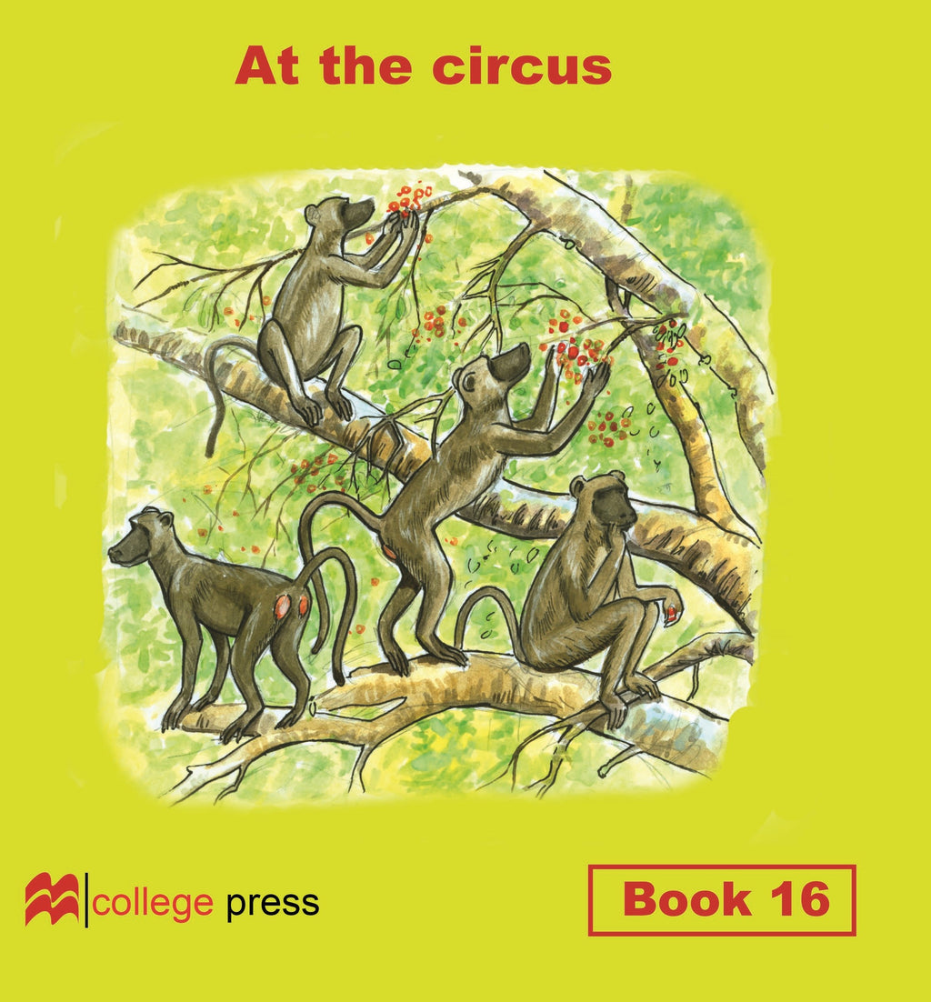 Ventures active readers (Controlled English Reading Scheme) At the circus Book 16