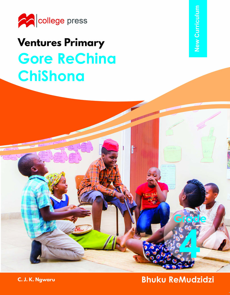 Ventures Primary Gore ReChina ChiShona Learner's Book
