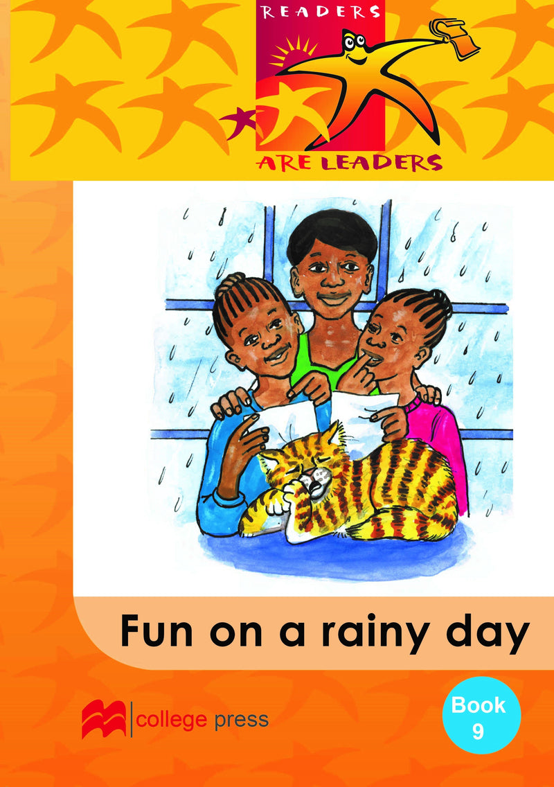 Readers are leaders Book 9 - Fun on a rainy day
