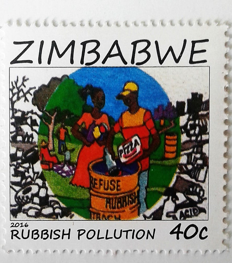 Prevent pollution - Rubbish Pollution