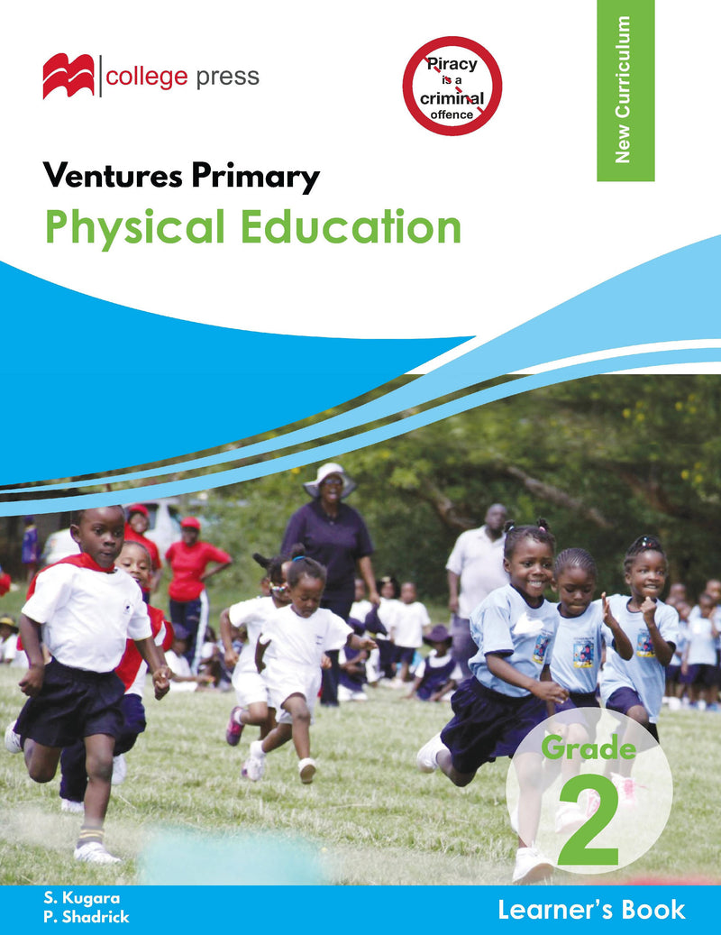 Ventures Primary Physical Education Grade 2 Learner's Book