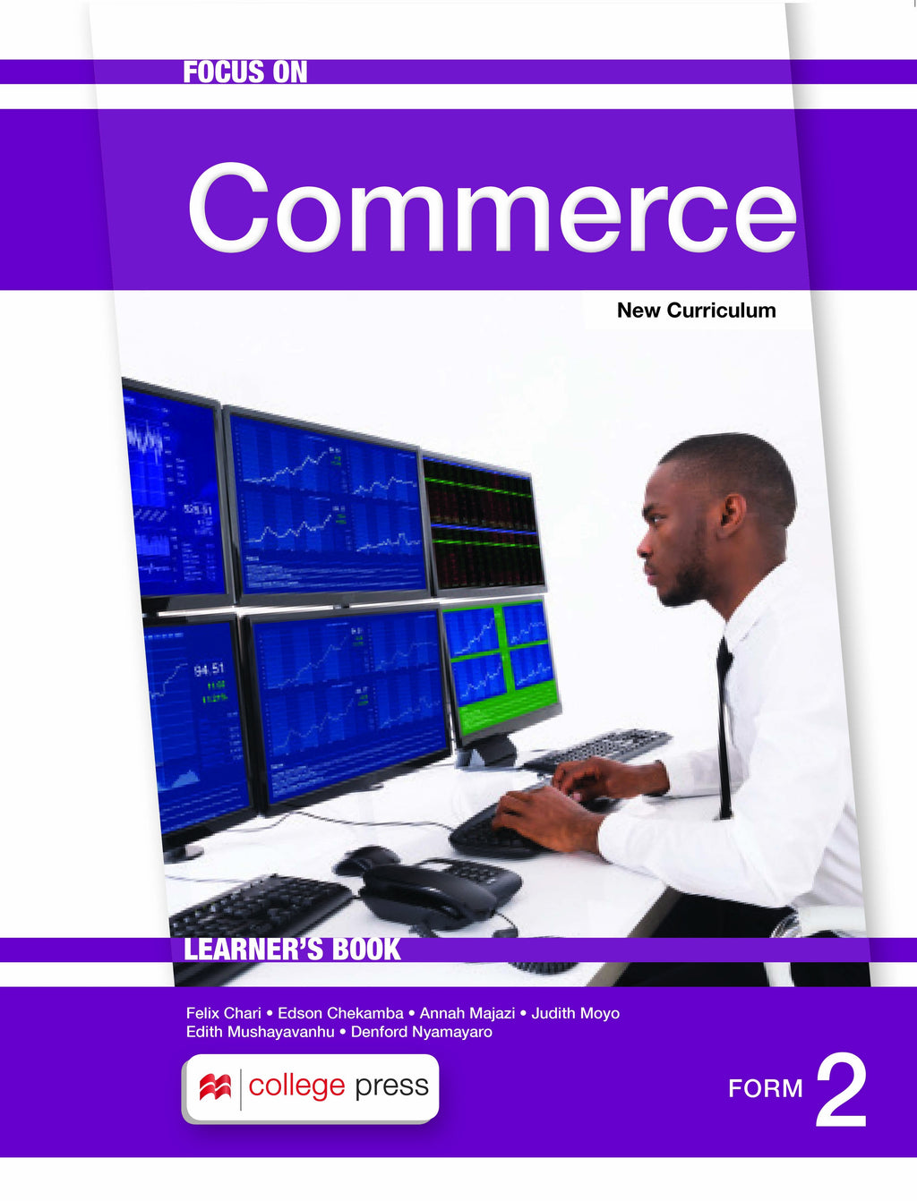 Focus on Commerce Form 2