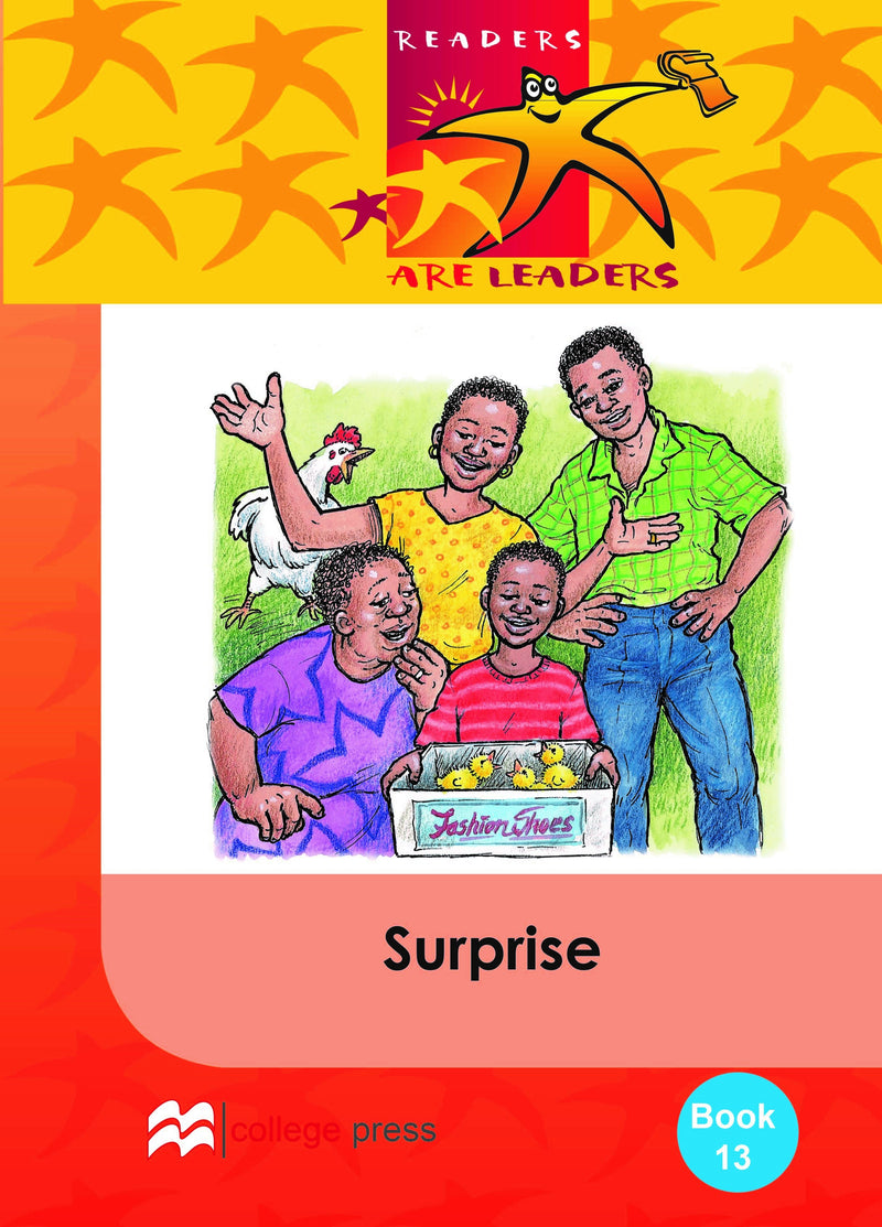 Readers are leaders Book 13- Surprise