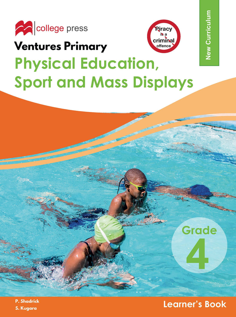 Ventures Primary Physical Education Grade 4 Learner's Book