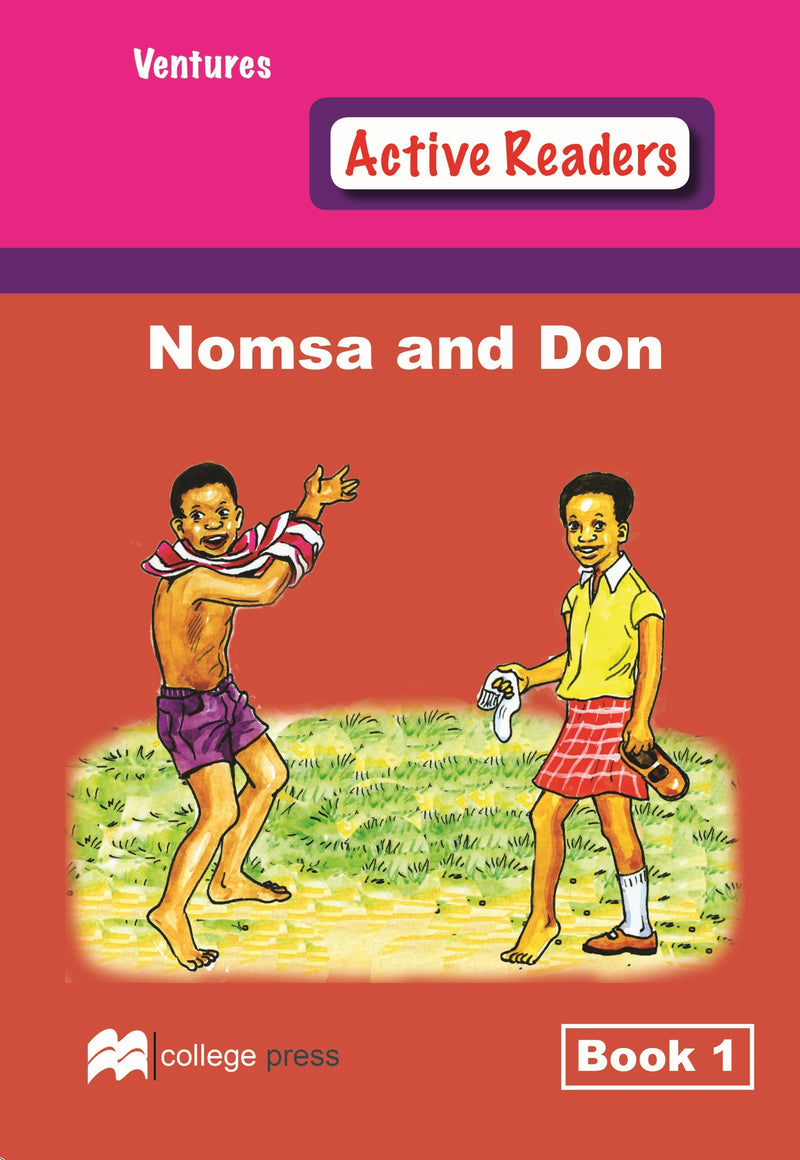 Don and Nomsa  Book 1